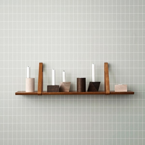 Candleholders from ferm LIVING