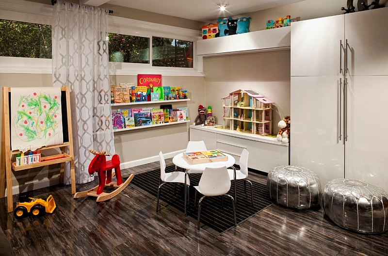 Basement Ideas For Kids
