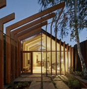 Cross Stitch House Modern Extension Melbourne