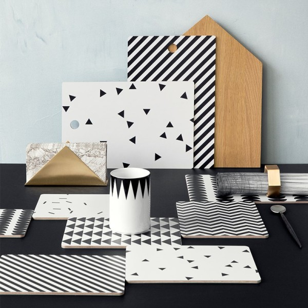 Cutting boards and other kitchen items from ferm LIVING