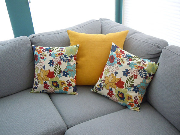 Making Decorative Pillows Ideas : DIY Throw Pillows Ideas, Inspirations And Projects