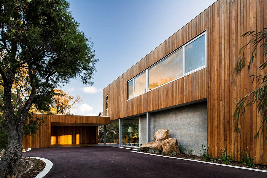 Eagle Bay Residence in Western Australia