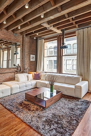 Eclectic New York City Loft