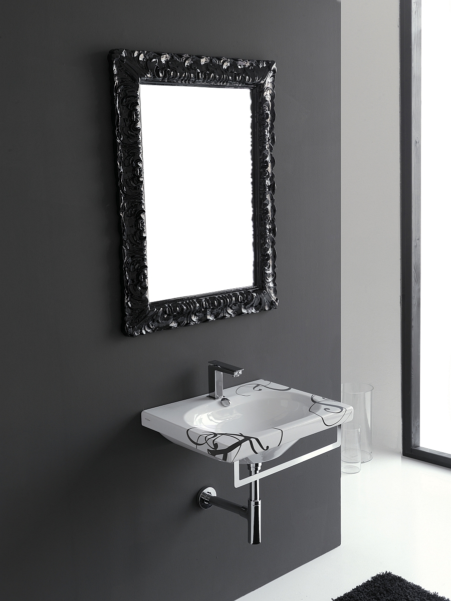 Elegant and exclusive washbasin for the modern home