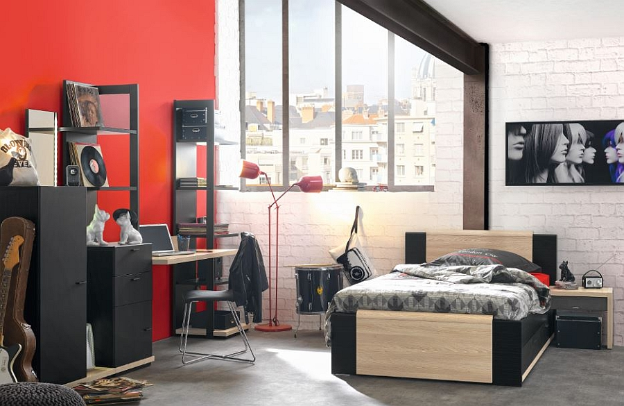 Exquisite kids' bedroom from Gautier is both trendy and timeless