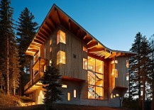 Classic Ski Cabin Design Meets Contemporary Luxury At The Crow's Nest