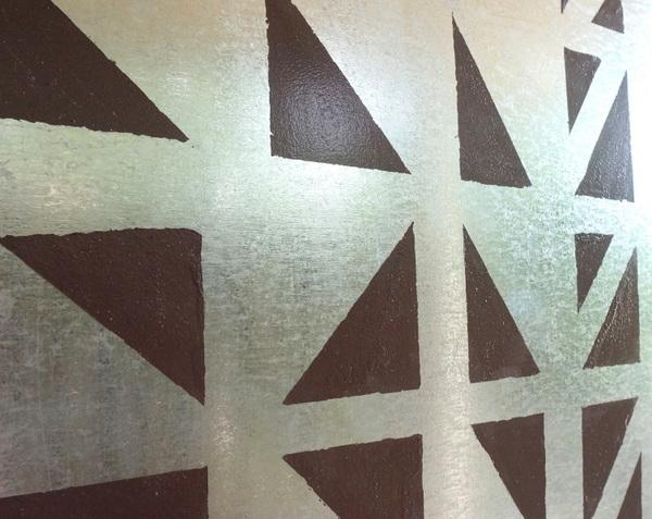Geo wall art