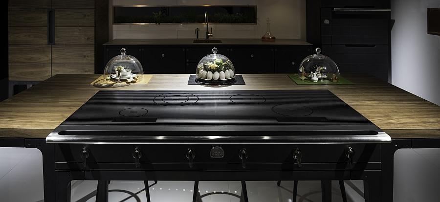 Ingenious La Cornue W. Reinterprets Classic Design For The Modern ...