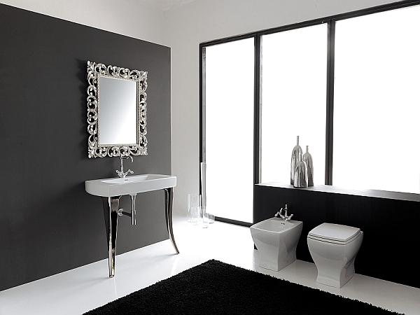 Jazz sanitaryware Collection from Artceram