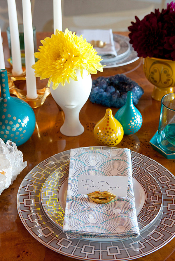 Jonathan Adler tabletop decor