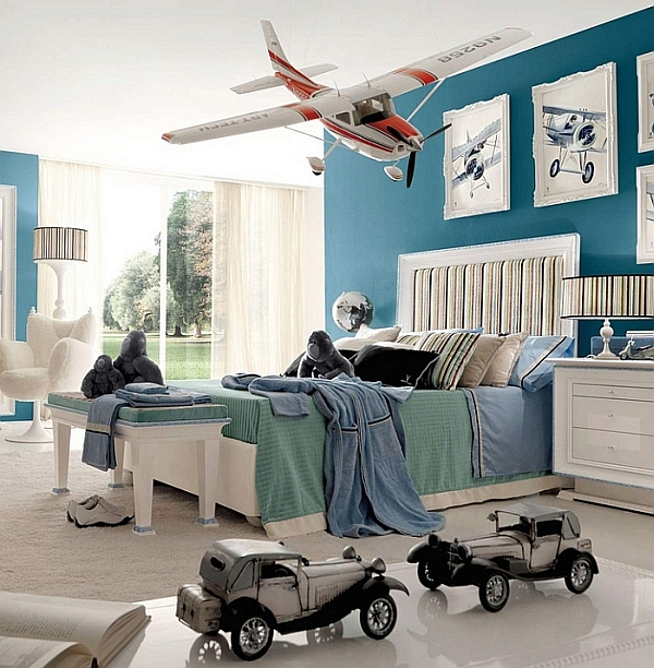 Kids' Bedroom that is modern and stylish