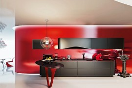 Sensational Limited Edition Kitchen Inspired By The World Of Pininfarina