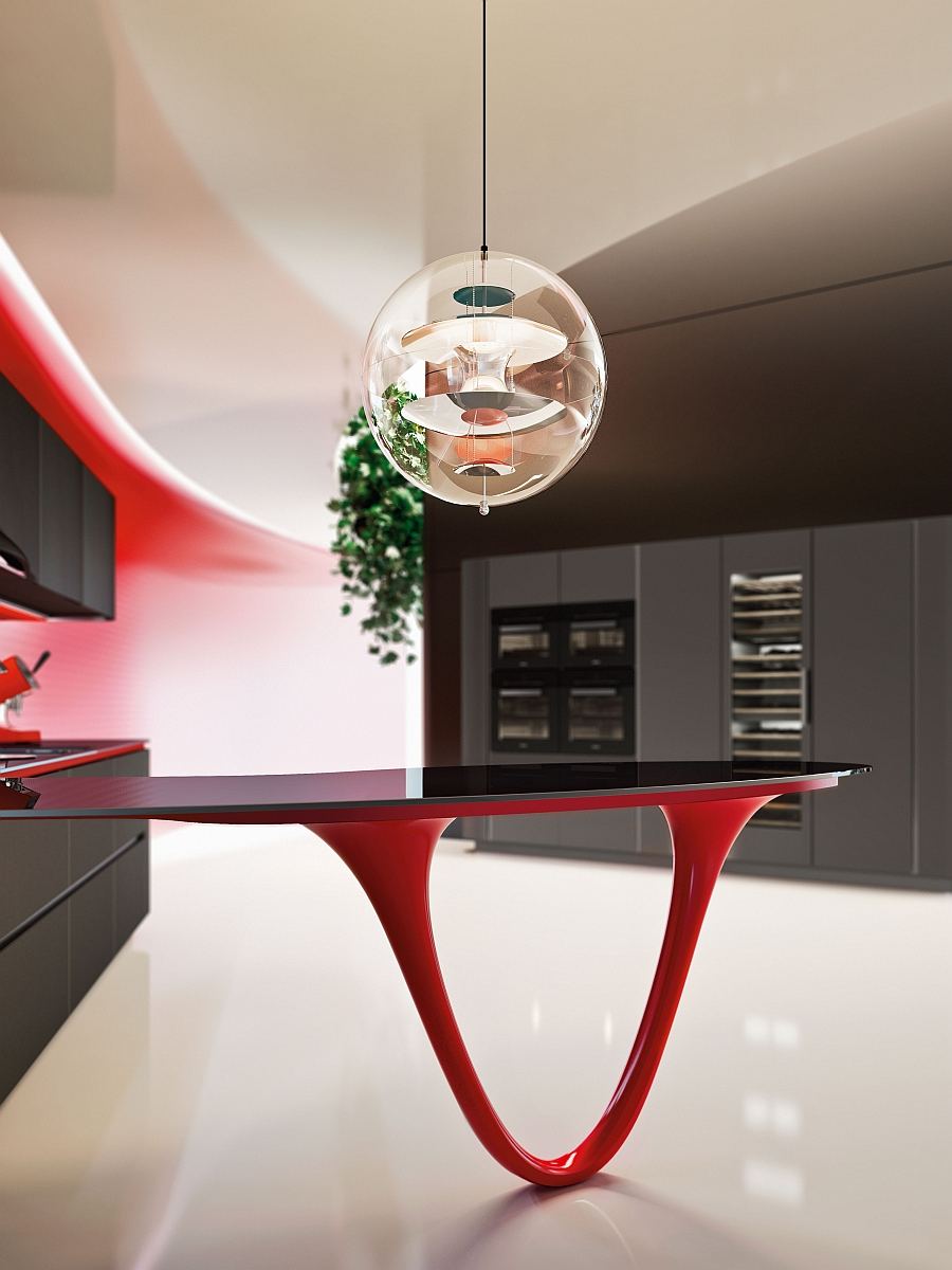 Limited Edition kitchen inspired by the Ferrari