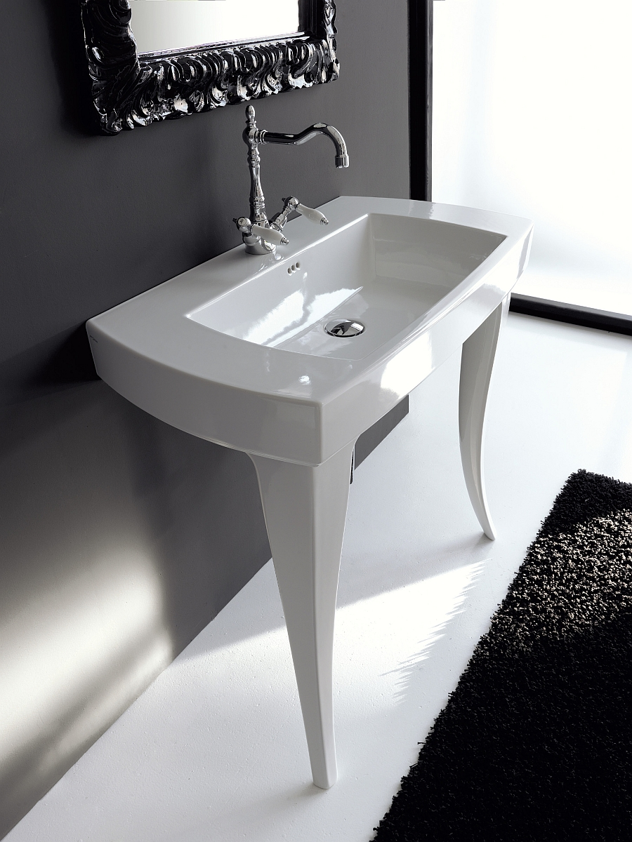 Modern Sanitaryware that appeals to those who love traditional design