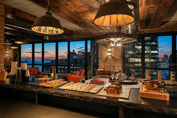 Exclusive antique collection and iconic views shape elite for New york penthouses for sale