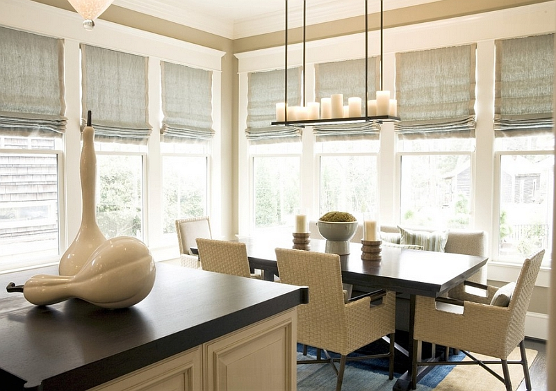 Style Up Your Home This Summer With Cool Roman Shades