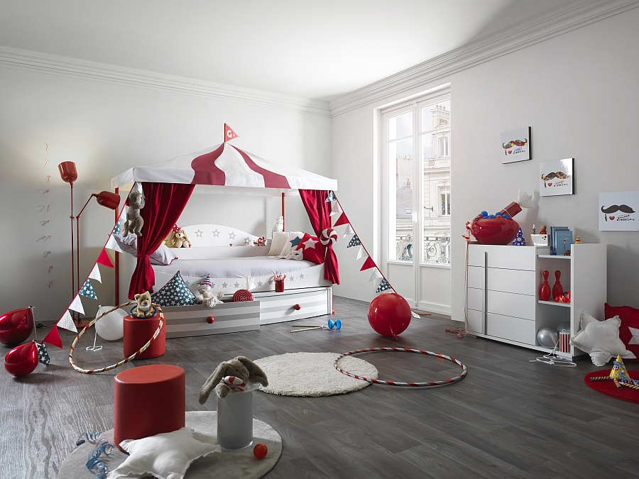 Back To School Kids Bedrooms From Gautier