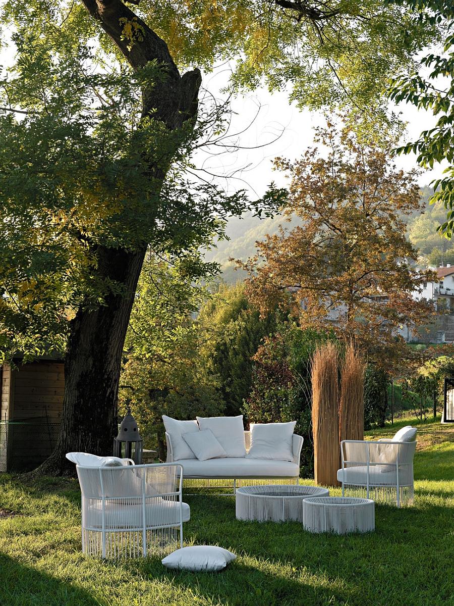 Posh outdoor decor ideas for the modern home