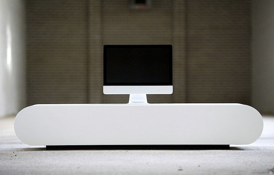 Pure Media Console with its super sleek design