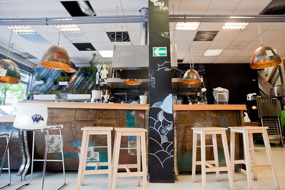 Raionul de Peste - fish restaurant