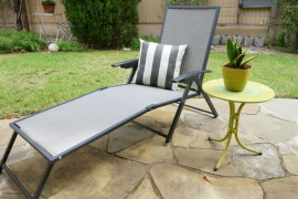 Outdoor Lounge Design With A DIY Twist