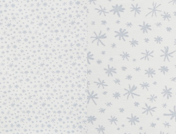 Star-patterned sheets from DwellStudio