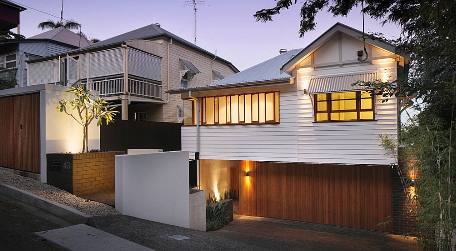 Pre War Cottage In Brisbane Transformed Into A Breezy