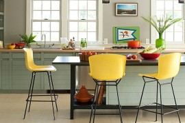 Hot Summer Color Combinations Bring Home Cheerful Exuberance!