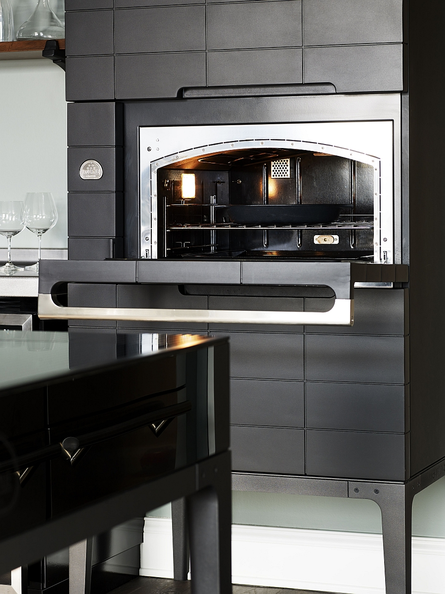 The wide range of bespoke elements that complement the La Cornue W.
