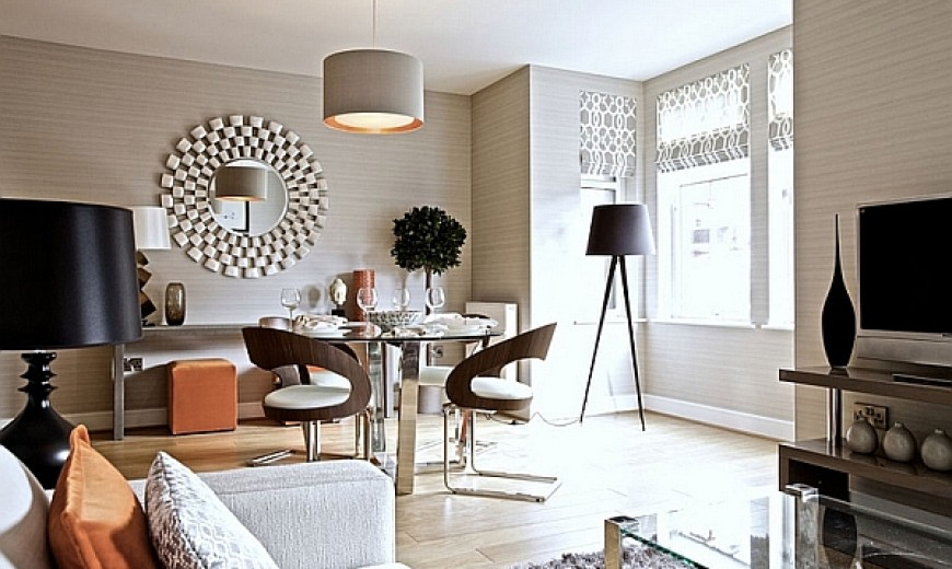 Tripod Lamps For A Brilliant Interior Design