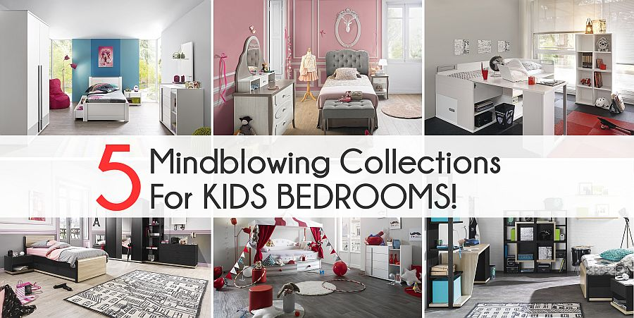 back to school kids bedrooms collections Beautiful Kids Bedrooms From Gautier Amaze With Color And Creativity!