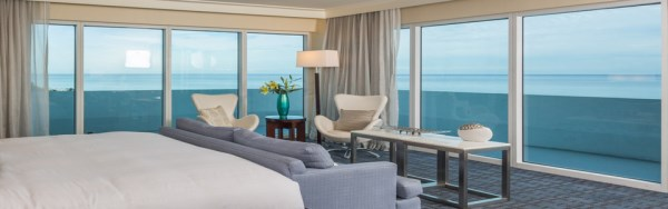 A room with a view from Eden Roc Miami Beach