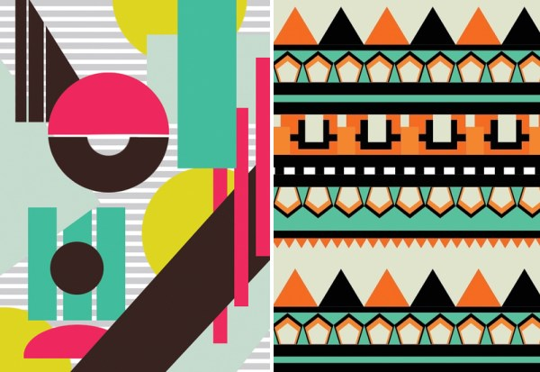 Art prints from the Society6 shop of LN London