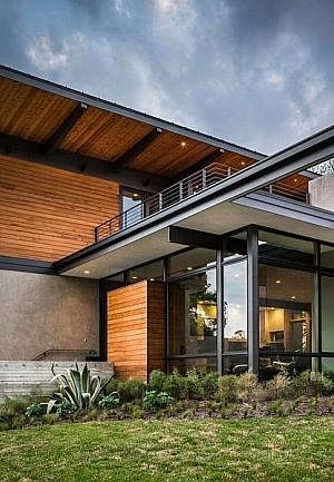 Barton Hills Residence in Austin