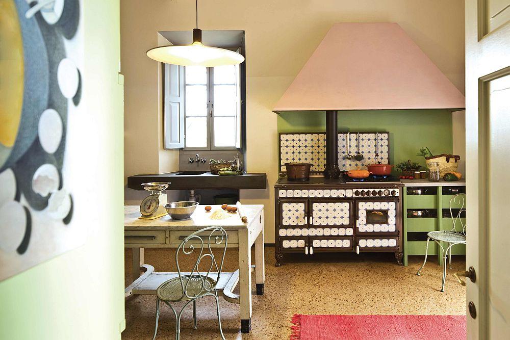 Beautiful Borgo Antico wood-burning cookers from J.Corradi