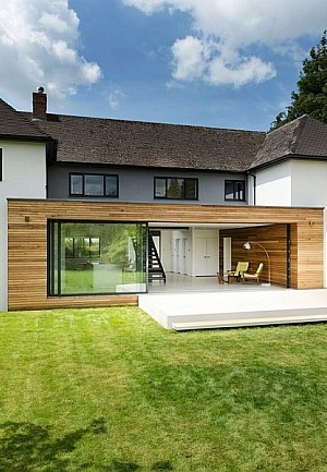 Beautiful British Home Modern Renovation