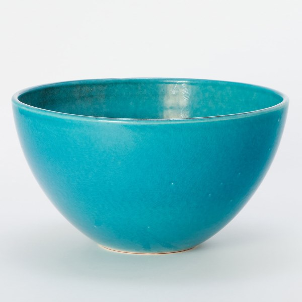 Beautiful cerulean bowl
