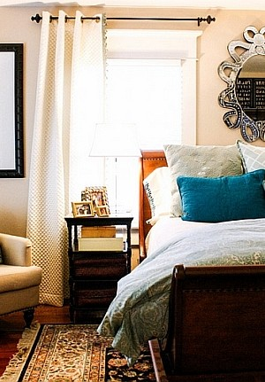 Bedroom Corner Ideas