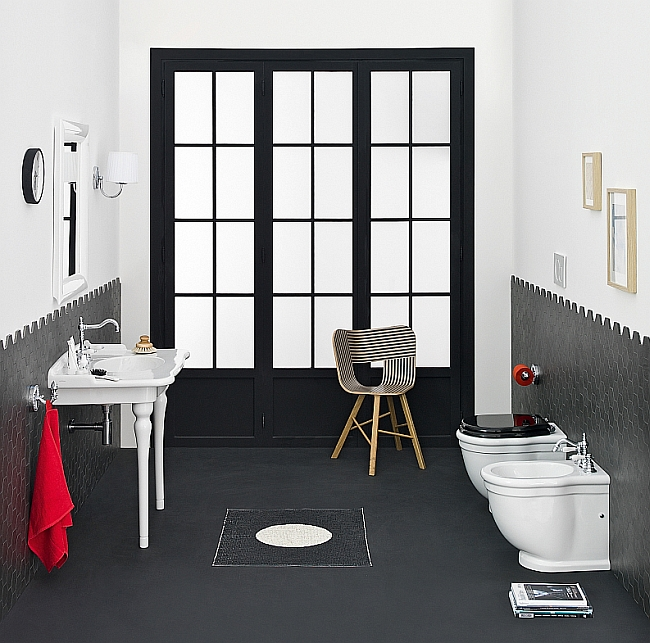 15 Black And White Bathroom Ideas, Stylish Contemporary Compositions
