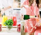 Build your own mimosa bar
