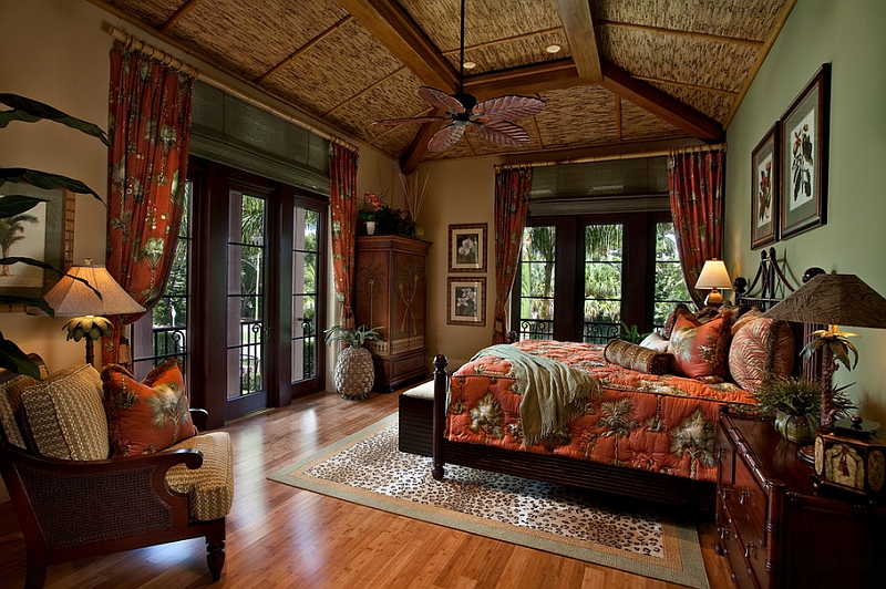 Beautiful Colonial Style Interior Combining The Beach Style With A Touch Of Moroccan Charm