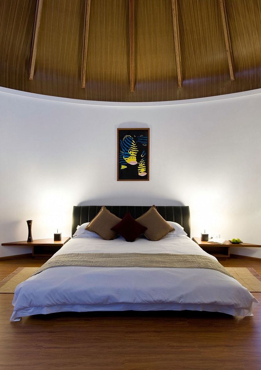 Comfy bedrooms and lavish interiors complete a memorable stay at the Island Resort