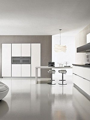 Contemporary Kitchen from Pedini