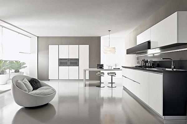 Contemporary Kitchen from Pedini