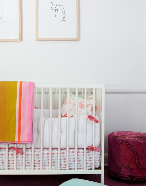 Contemporary nursery style