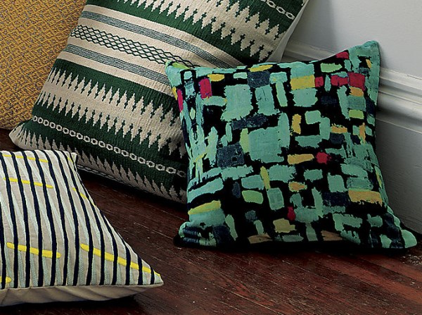 Decorative pillows from CB2