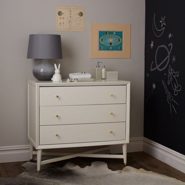 Dresser with Mid-century style