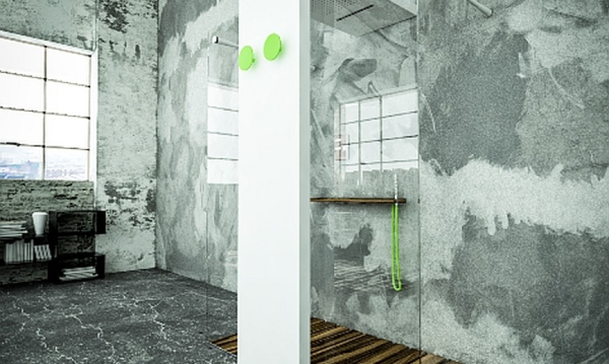 Radiator With Built-In Showerhead Enriches Your Bath With Spa-Like Luxury