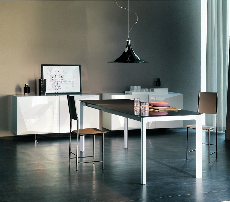 Give your dining room a trendy addition with ergonomic sideboards