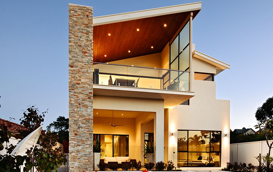 Gorgeous modern house in Bicton, Australia